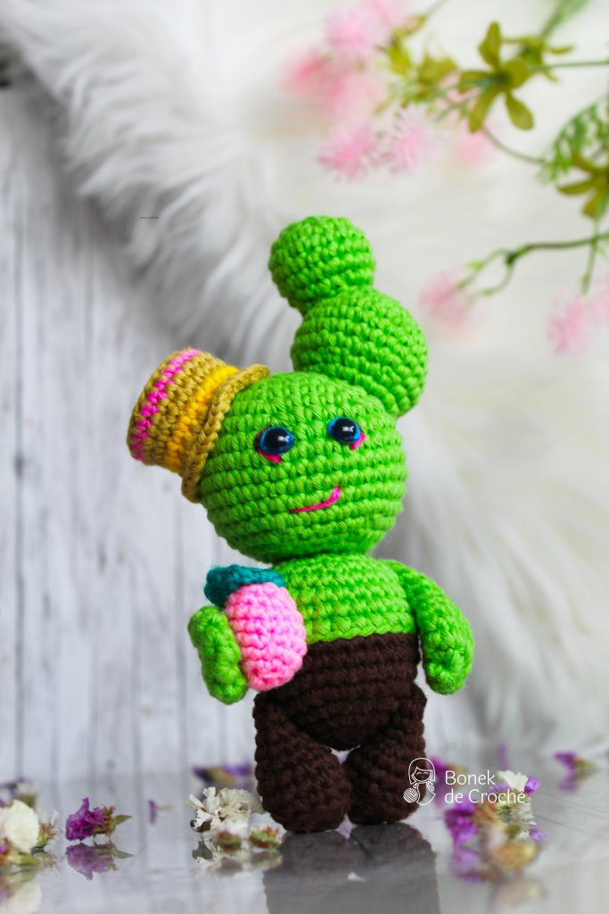 Hi I'm José the cactus who loves strawberries. I'm a super cute little stuffed doll who every kid will love to have! I'm perfect as a Christmas gift oder Birthday present!